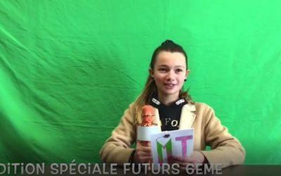 Edition spéciale pour les futurs 6èmes, un film réalisé par les jeunes reporters