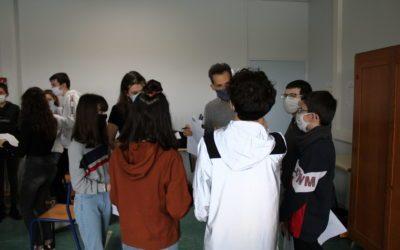 Ateliers autour du spectacle «Les Ecoeurchés»